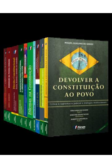COLEÇÃO FÓRUM DE DIREITO CONSTITUCIONAL