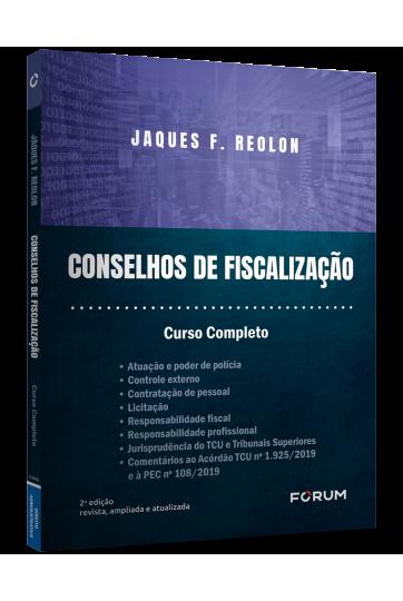 CONSELHOS DE FISCALIZAÇÃO