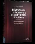 CONTRATOS DE LICENCIAMENTO DE PROPRIEDADE INDUSTRIAL