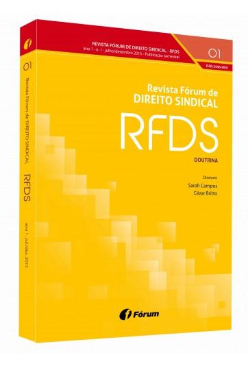 REVISTA FORUM DE DIREITO SINDICAL - RFDS