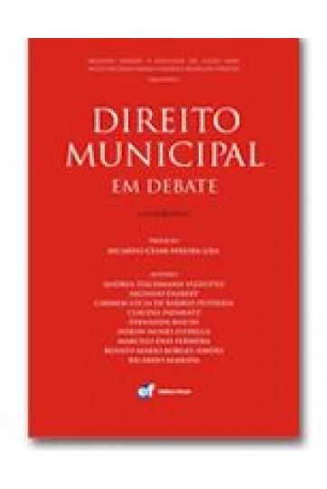 DIREITO MUNICIPAL EM DEBATE