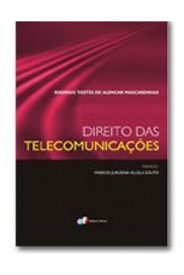 DIREITO DAS TELECOMUNICAÇÕES