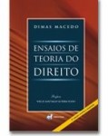ENSAIOS DE TEORIA DO DIREITO - 4ª EDIÇÃO REVISTA E AMPLIADA