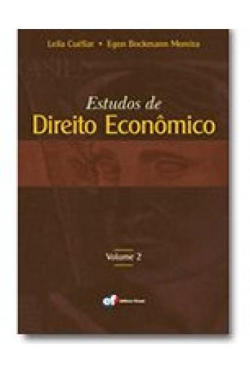 ESTUDOS DE DIREITO ECONÔMICO - VOLUME 2