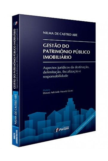 GESTAO DO PATRIMONIO PUBLICO IMOBILIARIO