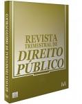 REVISTA TRIMESTRAL DE DIREITO PÚBLICO - RTDP