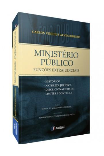 MINISTÉRIO PÚBLICO FUNÇÕES EXTRAJUDICIAIS
