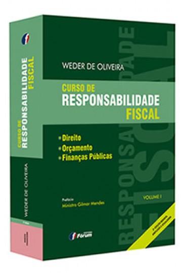 CURSO DE RESPONSABILIDADE FISCAL – 2ª EDIÇÃO