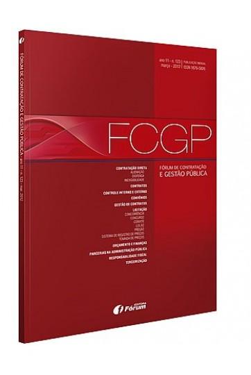 FÓRUM DE CONTRATAÇÃO E GESTÃO PÚBLICA - FCGP