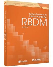 ASSINATURA REVISTA BRASILEIRA DE DIREITO MUNICIPAL (RBDM) - 24 meses