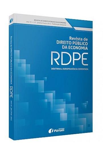 REVISTA DE DIREITO PÚBLICO DA ECONOMIA - RDPE