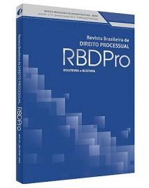 ASSINATURA REVISTA BRASILEIRA DE DIREITO PROCESSUAL (RBDPRO) - 24 Meses