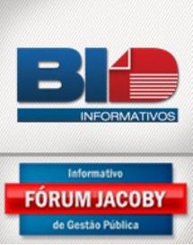 INFORMATIVO FÓRUM JACOBY DE GESTÃO PÚBLICA - 12 MESES