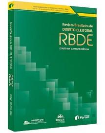 ASSINATURA REVISTA BRASILEIRA DE DIREITO ELEITORAL - RBDE - 24 meses