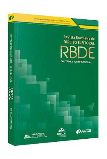 REVISTA BRASILEIRA DE DIREITO ELEITORAL - RBDE
