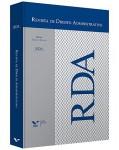 ASSINATURA DA REVISTA DE DIREITO ADMINISTRATIVO - RDA - 12 MESES