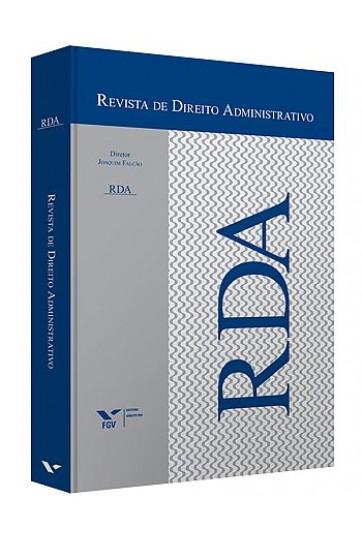 REVISTA DE DIREITO ADMINISTRATIVO - RDA
