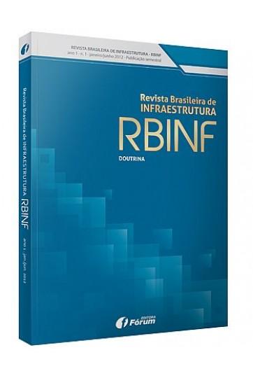 REVISTA BRASILEIRA DE INFRAESTRUTURA - RBINF