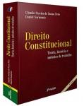 DIREITO CONSTITUCIONAL - TEORIA, HISTÓRIA E MÉTODOS DE TRABALHO - 2ª EDIÇÃO - REIMPRESSÃO
