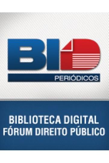 BIBLIOTECA DIGITAL FÓRUM DIREITO PÚBLICO