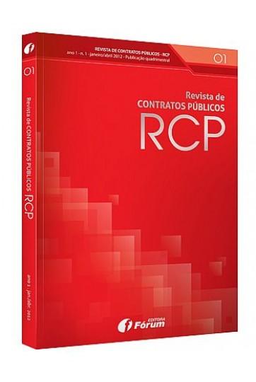 REVISTA DE CONTRATOS PÚBLICOS – RCP