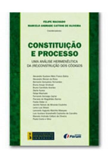 CONSTITUIÇÃO E PROCESSO - UMA ANÁLISE HERMENÊUTICA DA (RE)CONSTRUÇÃO DOS CÓDIGOS
