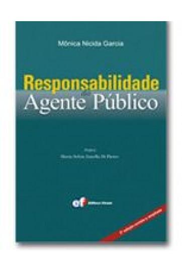 RESPONSABILIDADE DO AGENTE PÚBLICO 2ª EDIÇÃO