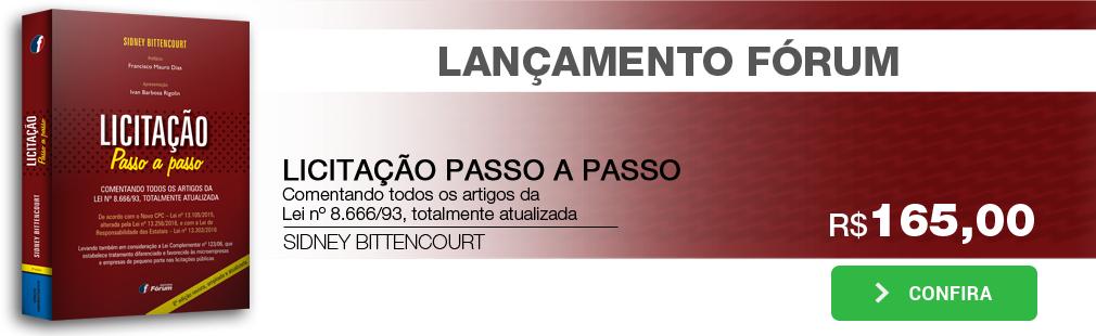 LICITACAO PASSO A PASSO