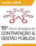 Evento - 16º Fórum Brasileiro de Contratação e Gestão Pública