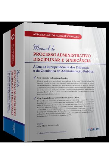 MANUAL DE PROCESSO ADMINISTRATIVO DISCIPLINAR E SINDICÂNCIA