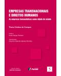 Empresas transnacionais e direitos humanos - As empresas farmacêuticas como objeto de estudo - (COLEÇÃO FÓRUM DE DIREITOS HUMANOS)