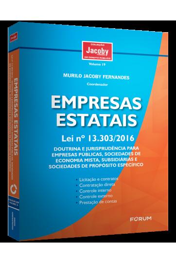 Empresas Estatais Lei nº 13.303/2016
