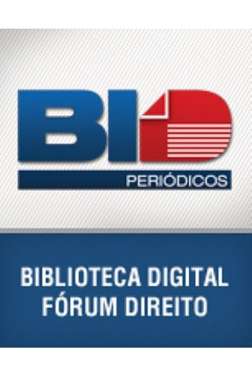 BIBLIOTECA DIGITAL FÓRUM DE DIREITO