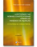 A EFETIVIDADE DAS NORMAS CONSTITUCIONAIS ATRAVÉS DO MANDADO DE INJUNÇÃO - O CONTROLE DA OMISSÃO PARCIAL