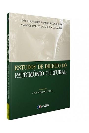 ESTUDOS DE DIREITO DO PATRIMÔNIO CULTURAL