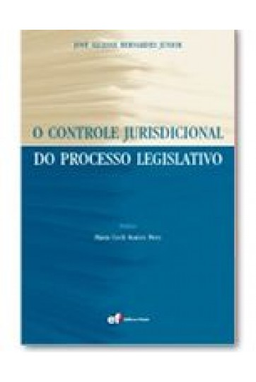 O controle jurisdicional do processo legislativo